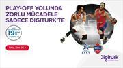 Anadolu Efes zorlu virajda heyecanı sadece Digiturk'te!