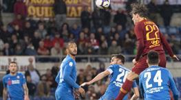 Fiorentina kaçtı, Roma yakaladı (ÖZET)