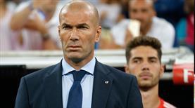 Zidane bu tercihi ile tarihe geçti!