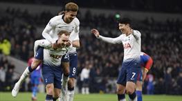Tottenham mabedini galibiyetle açtı (ÖZET)
