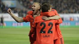 İşte 2-7'lik Çaykur Rizespor - Beşiktaş maçının özeti
