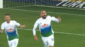 Rize'yi umutlandıran gol Vedat Muriqi'den