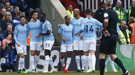 Manchester City hata yapmadı (ÖZET)