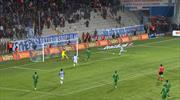 İşte Erzurumspor'un beraberlik golü