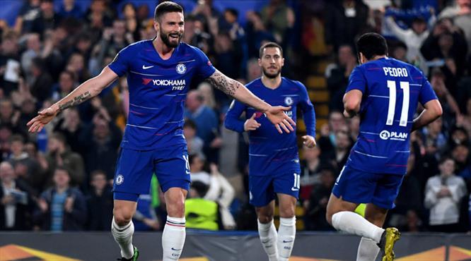 Chelsea düellodan turla çıktı: 4-3 (ÖZET)