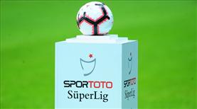 Süper Lig'de heyecan kaldığı yerden