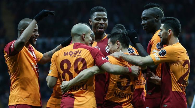 İşte Galatasaray - İM Kayserispor maçının özeti