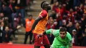 Galatasaray'ın cevabı gecikmedi! Sahne Diagne'nin!