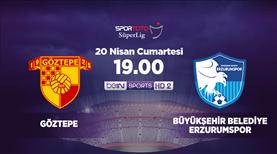 Göztepe - BB Erzurumspor