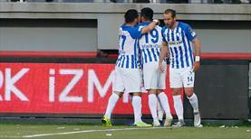 Göztepe - BB Erzurumspor: 0-1