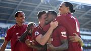 Liverpool 2. yarıda açıldı (ÖZET)