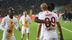 Galatasaray şovla finalde