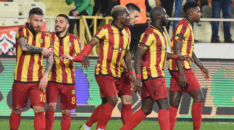 Evkur Yeni Malatyaspor - Kasımpaşa: 2-1 (ÖZET)