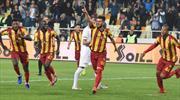 Malatya'yı rahatlatan gol Robin Yalçın'dan
