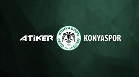 Konyaspor'dan Alanyaspor'a destek