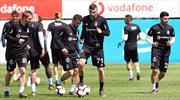 Beşiktaş kampa girdi