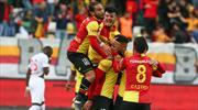 Göztepe - Antalyaspor: 4-1 (ÖZET)