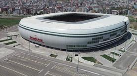 Yeni 4 Eylül Stadı kupa finaline hazırlanıyor