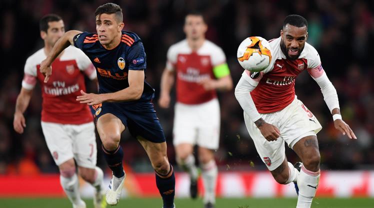 Bilyoner ile günün maçı: Valencia - Arsenal