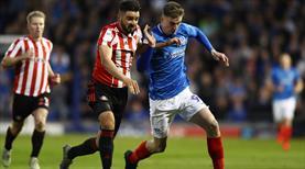 İlk finalist Sunderland
