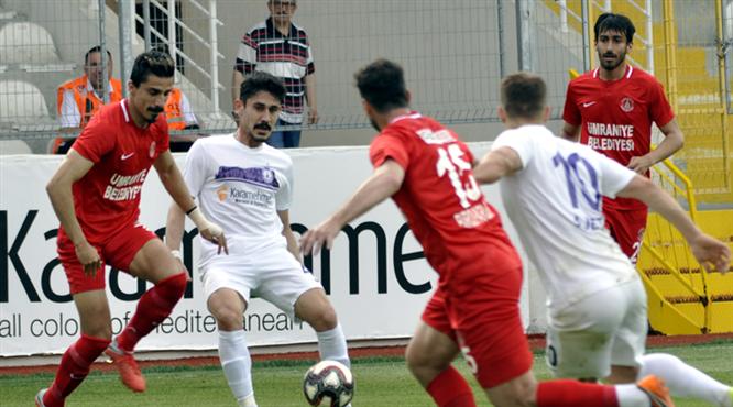 Afyon'da 4 gol var kazanan yok (ÖZET)