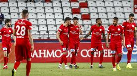 Antalyaspor - Evkur Yeni Malatyaspor: 3-0 (ÖZET)