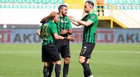 İşte Akhisarspor'u öne geçiren gol