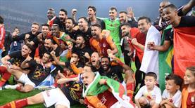 Sosyal medyada şampiyonluk kutlamaları