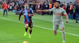 Trabzonspor Rize deplasmanında