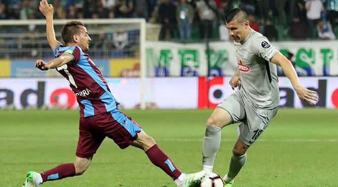 Çaykur Rizespor - Trabzonspor maçının özeti burada