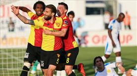 Göztepe - MKE Ankaragücü: 2-1 (ÖZET)