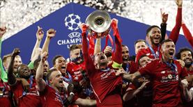 Liverpool bu gollerle tarih yazdı
