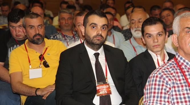 Bal Kes'in yeni başkanı Kadir Dağlı