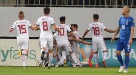 Macaristan 3 golle kazandı