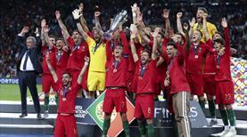UEFA Uluslar Ligi şampiyonu Portekiz