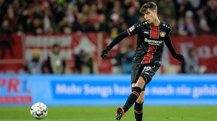 Bundesliga'da yılın oyuncusu Havertz