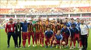Malatya'da hedef Avrupa Ligi
