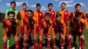 Genç Aslanlardan Barcelona'ya gol şov: 6-2