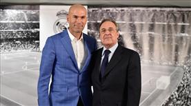 Zidane transferde rekor kırdı! İşte yeni hedefi...