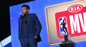 NBA'de ödüller sahiplerini buldu