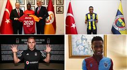 Süper Lig'de kim, kimi aldı?