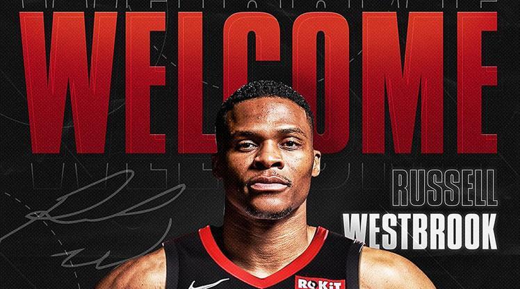 Westbrook'ın yeni takımı belli oldu
