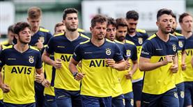 Fenerbahçe bireysel çalıştı