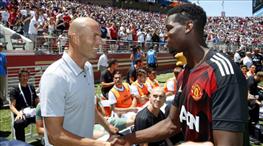 Zidane, Pogba'yı bekliyor