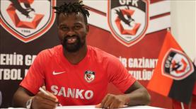 Gazişehir'den bir transfer daha