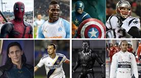 Spor dünyasının süper kahramanları