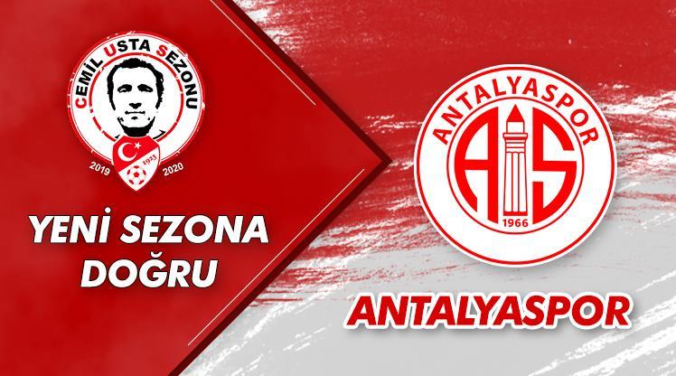 Yeni sezona doğru: Antalyaspor