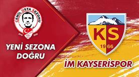 Yeni sezona doğru: İstikbal Mobilya Kayserispor