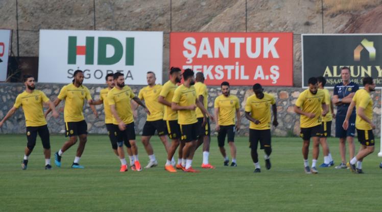 Yeni Malatyaspor, Partizan maçına hazır