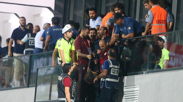 Galatasaray'da flaş istifa